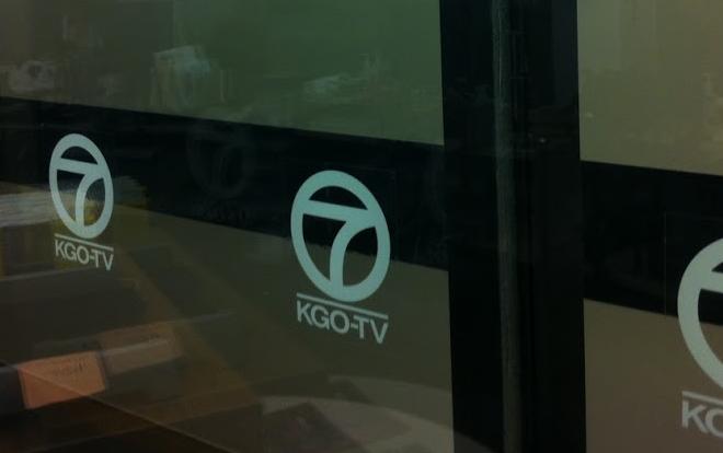 Oakland thieves burglarize San Francisco TV news van