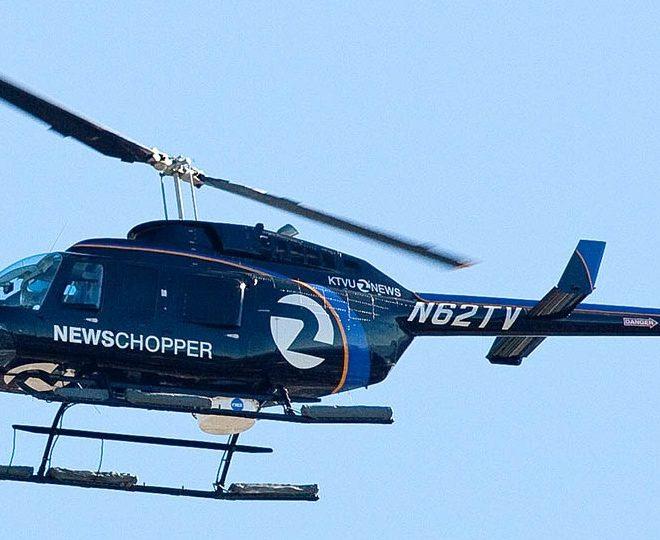 Former KTVU, KGO helicopter pilot arrested for flying without license