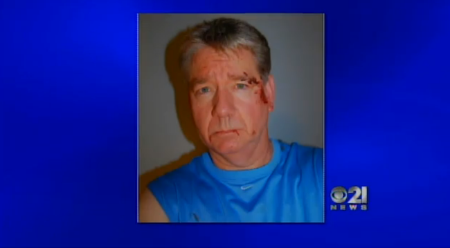 Harrisburg TV reporter claims he was attacked during run