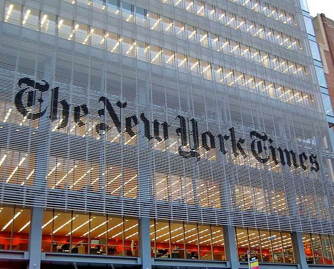 Vice editor unloads on New York Times for failing to link