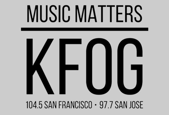 KFOG Radio relaunches with new tagline, familiar format