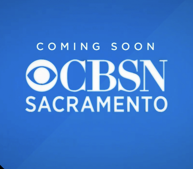 Exclusive: CBS nears launch of 24-hour Sacramento-based news channel