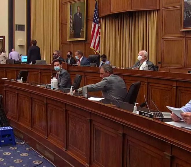 Tech CEOs testify before House Judiciary Committee
