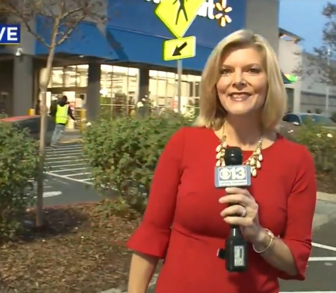 Reporter at Sacramento CBS station tests positive for COVID-19