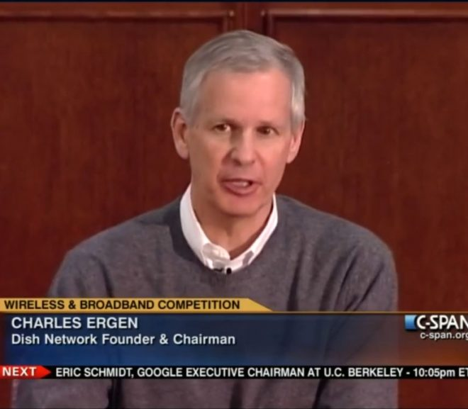 Ergen scolds T-Mobile, complains about CDMA shutoff plans