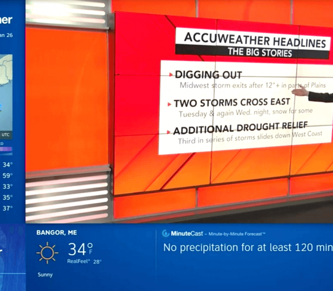 AccuWeather readies launch of streaming information channel