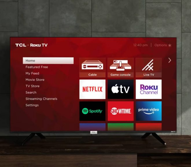 TCL will debut new Roku, Android-powered TV sets this year