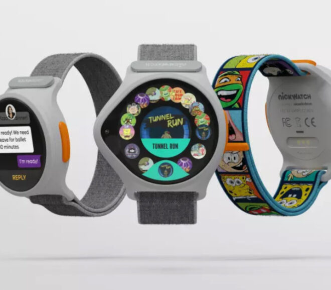 ViacomCBS introduces Nickelodeon-themed smartwatch for kids
