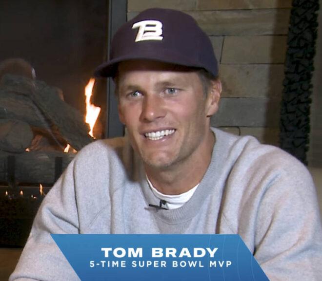 Tom Brady, Larry Fitzgerald to debut show on SiriusXM