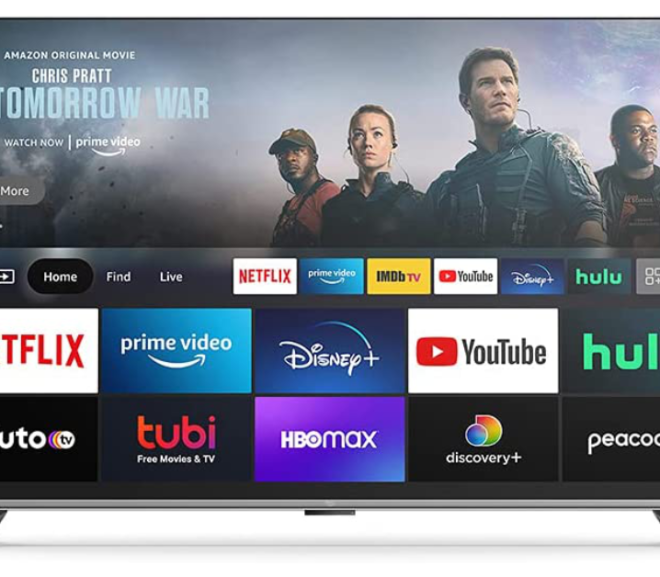 Amazon unveils new TV sets, including one built in-house