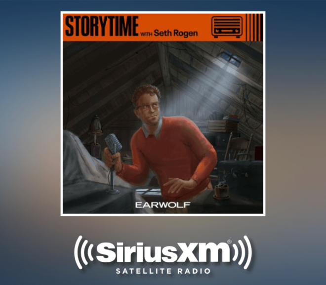 """SiriusXM to launch Seth Rogen podcast """"Storytime"""" in October"""