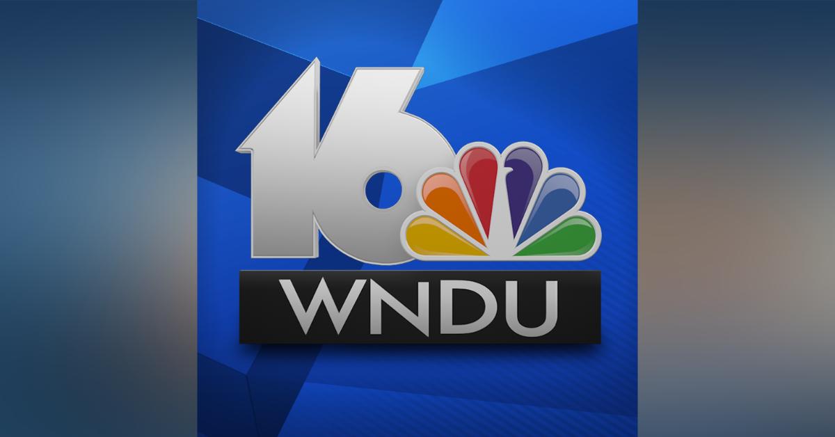 The logo of television station WNDU-TV